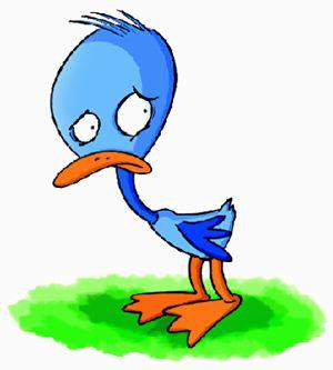 بچه اردک زشت